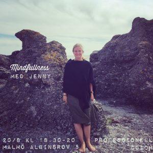 Mindfullness 20/8 kl 18.30