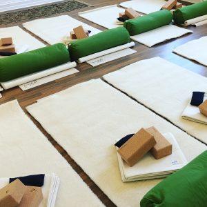Söndagsyin YogaSati på Limhamn vår-2018