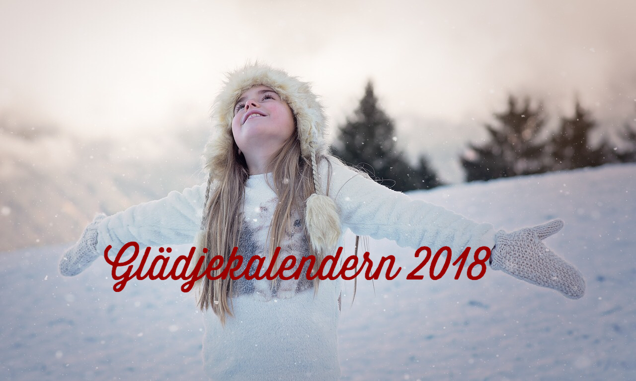 You are currently viewing Glädjekalendern 2018